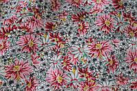 Ткань супер цветочная поляна, фото 1