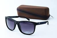 Солнцезащитные очки Ted Browne квадратные черные