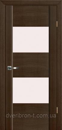 Двери Брама 38.3 дуб венге, фото 2