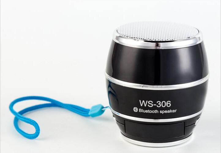 Беспроводная портативная колонка WS 306 Bluetooth