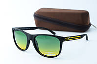 Солнцезащитные очки Ted Browne квадратные зеленые