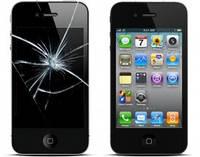 Замена дисплея с сенсорным стеклом iPhone 4/4s в Донецке