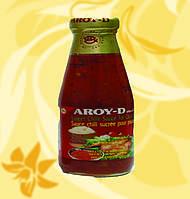 Соус солодкий, Чилі, для курки,Aroy-D, 250 мл, Мо