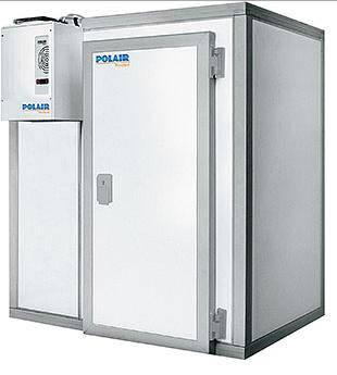 Монтаж холодильных камер, фото 2