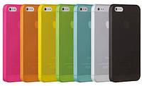 Бампер для телефона iPhone 4 4S пластиковый