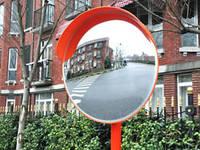 Дорожное, уличное зеркало безопасности KLCP-0080