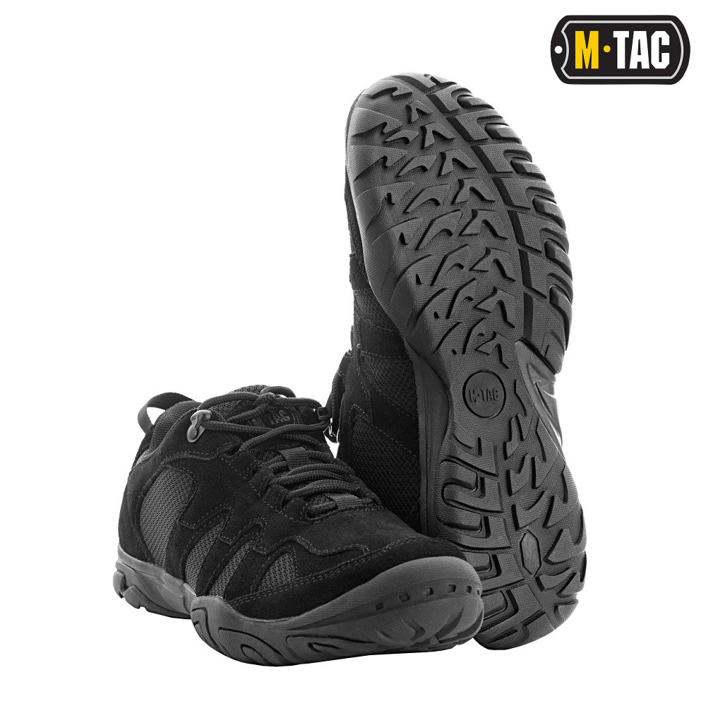 Кросівки тактичні VIPER BLACK. 2 генерація