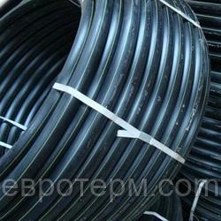Труба техническая ПНД Ф25 полиэтиленовая