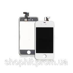 Дисплей экран LCD с тачскрином сеносором для iPhone 4s оригинал