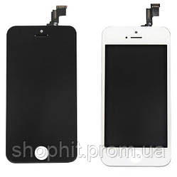 Дисплей экран LCD с тачскрином сеносором для iPhone 5s SE
