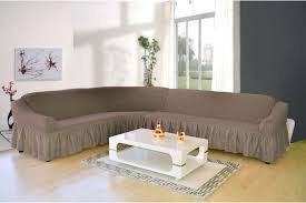 Чехол на угловой диван  ТМ Demfirat Karven, цвет какао