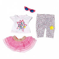 Одежда для куклы BABY BORN - Гламурный стиль Glam Hit***