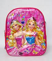 3D Дошкольный детский рюкзак для девочек