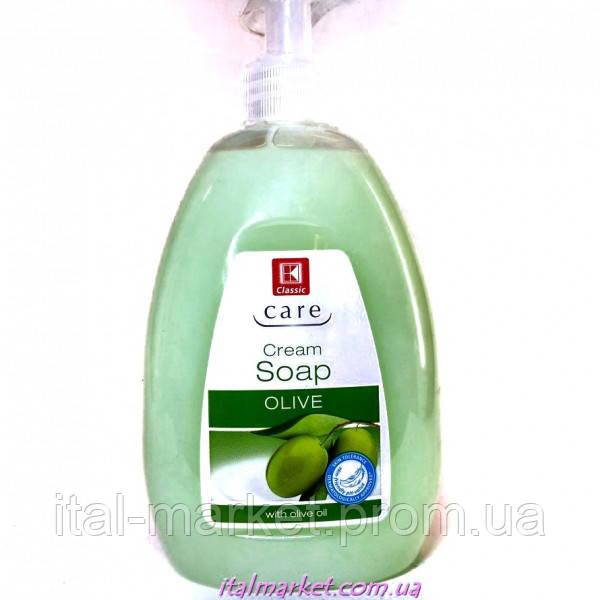 Крем-мыло оливковое Cream Soap Olive 500мл