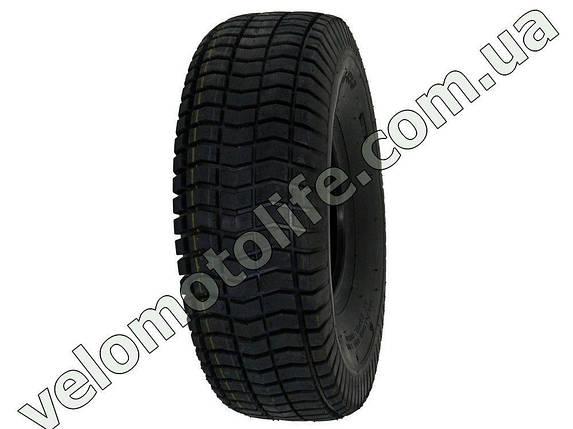 Покрышка (шина) 130/90-6 SAKOY (TL), фото 2