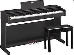 Цифровое пианино YAMAHA ARIUS YDP-143B (+блок питания)