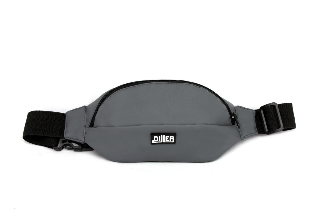 Поясная сумка Grey Light