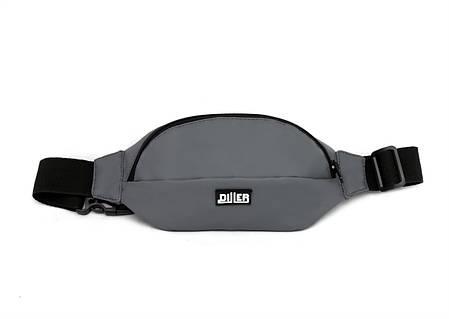 Поясная сумка Grey Light, фото 2