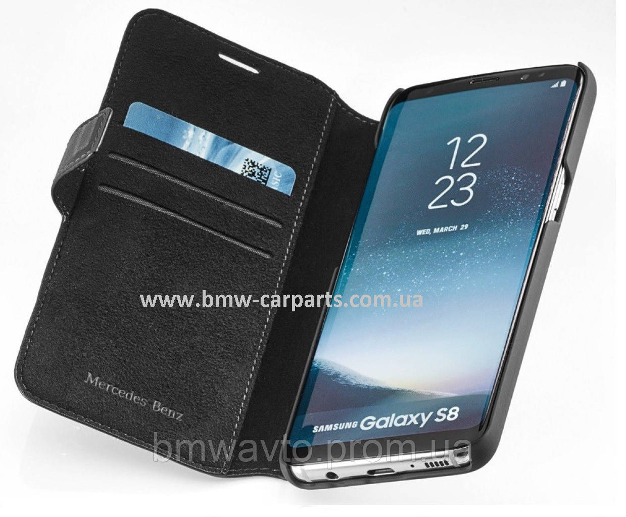 Чехол-книжка Mercedes-Benz Cover for Samsung Galaxy S8