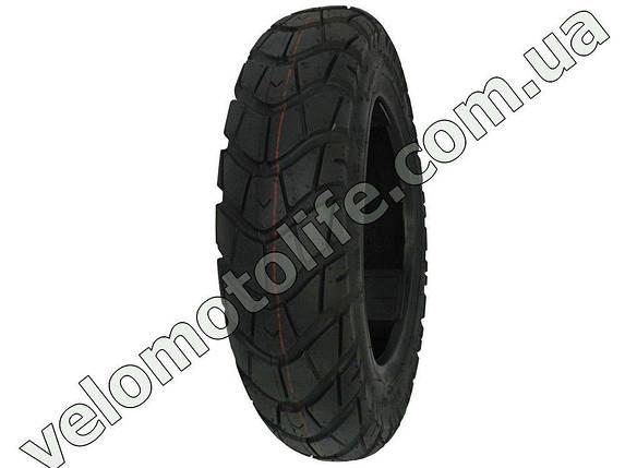 Покрышка (шина) 3.50-10 DURA (TL) крупный протектор, фото 2