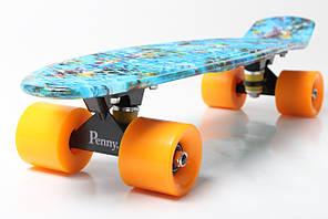 "Пенни борд Penny Style 22"" Nemo (2T2034)"