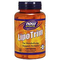 NOW Для снижения веса LipoTrim (120 tab)