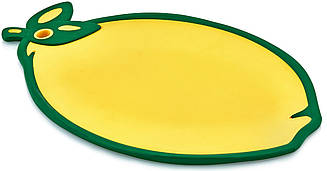 Доска разделочная пластик Лимон Irak Plastik