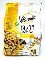 Мюсли Vitanella Crunchy c бананом 350гр. Польша
