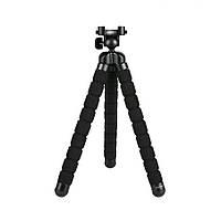 Универсальный штатив Aukey CP-T03 трипод для смартфонов, для GoPro и других экшн-камер, фотоаппаратов