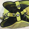 Сумка мини Zara с заклепками Зара (Zara Go Crossbody Mini Bag Studded Yellow), фото 4