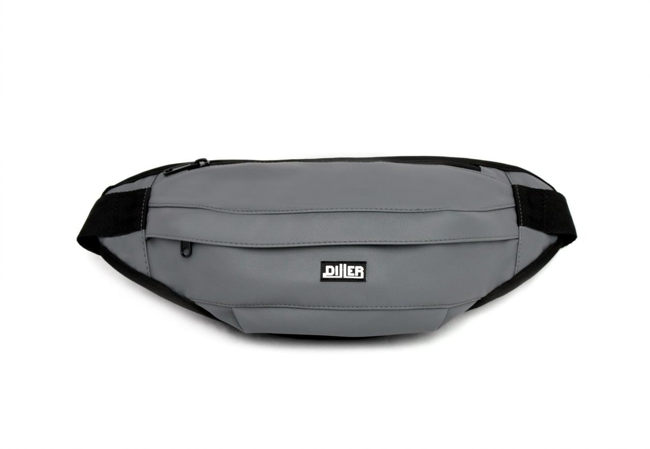 Поясная сумка Pro Grey