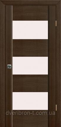 Двери Брама 38.4 дуб венге, фото 2
