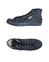 Серые высокие кеды Sneeky Sneaker, фото 1