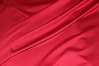 Темный RED Ткань джерси красный красный, фото 1