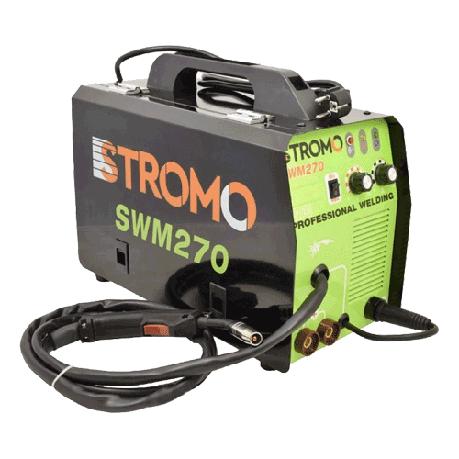 Сварочный инверторный полуавтомат Stromo SWM270, фото 2