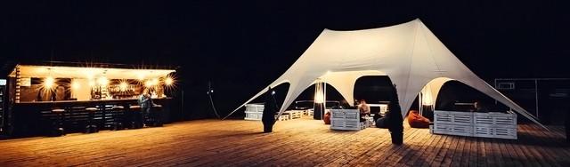 палатка Звезда