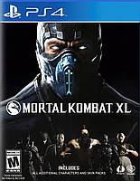 Игра PS4 Mortal Kombat XL для PlayStation 4