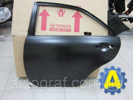 Дверь задняя левая и правая  на Тойота Камри (Toyota Camry) XV40 2006-2011