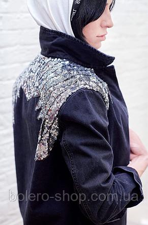 Куртка женская парка брендовая Италия, фото 2