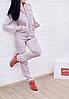 Женский спортивный костюм Dolce Gabbana цвет капучино Италия