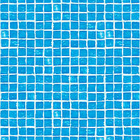 Пленка ПВХ (лайнер) Cefil, цвет Gres (под мозаику), ширина 1.65м