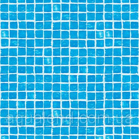 Плівка ПВХ (лайнер) Cefil, колір Gres (під мозаїку), ширина 2.05 м, фото 2