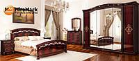 Спальня Роселла 6Д Перо Рубино Миромарк, фото 1