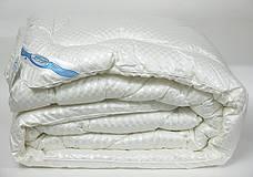 Одеяло Leleka-Textile Лебяжий пух 140х205см, фото 3