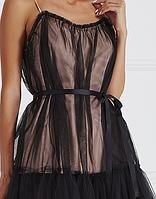 Комбинированное двойное платье, фото 4