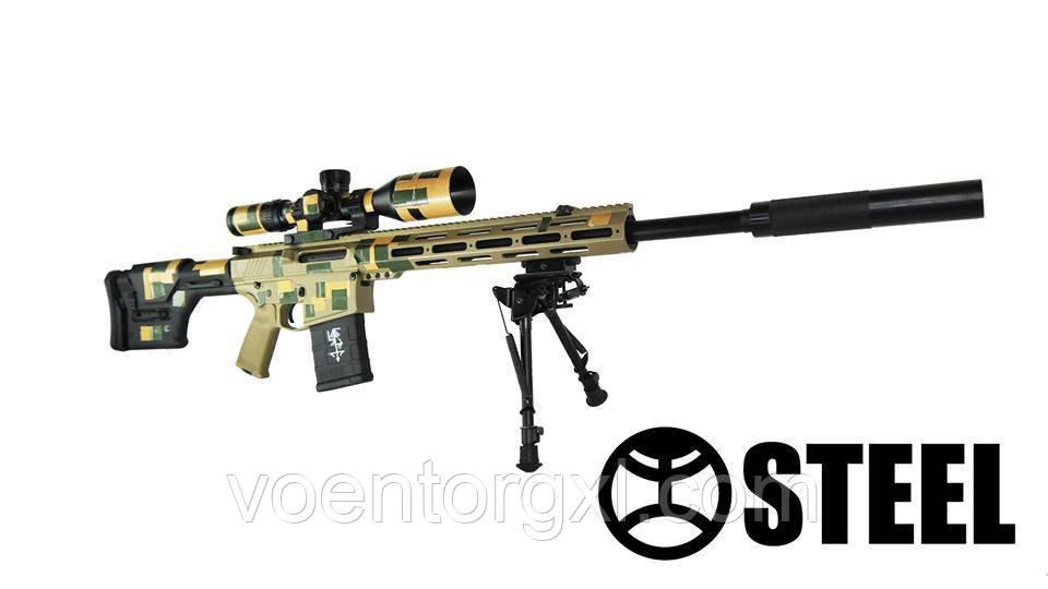 Глушитель .308 5/8 24 UNEF GEN II для AR-10