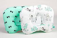 Подушки для детей от 0 мес.(бабочки, нулевки)