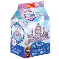"""Набор для творчества 8091 """"Корона в кристаллах """"Фрозен"""" 12162031Р (Y)"""