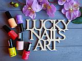Lucky nails art