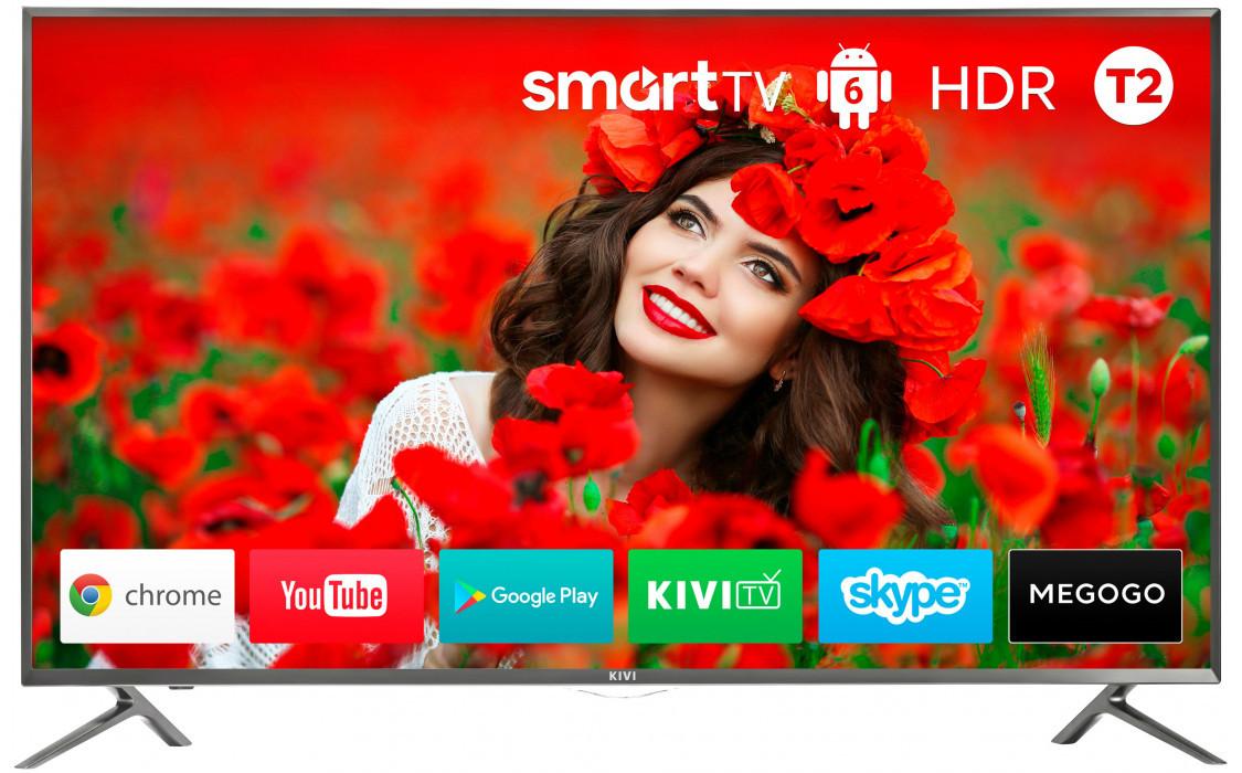 Телевизор LED Kivi 32HK32G (Android TV, Wi-Fi, 1366x768)